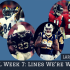 2017 NFL Week 7: Lines We're Watching