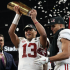 Odds to Win 2019 College Football Playoff National Championship