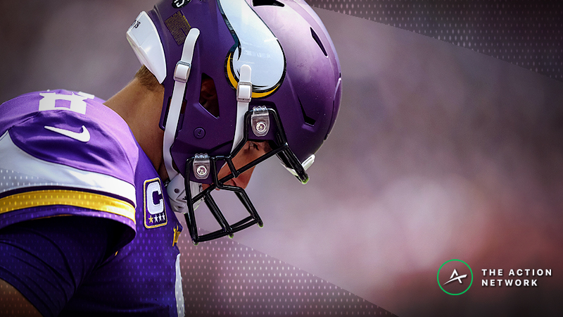 Even as 16.5-point favorites over the Buffalo Bills, the Minnesota Vikings are not the best Week 3 survivor pool pick.