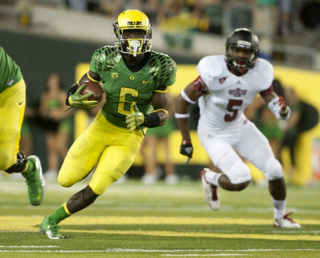 De'Anthony Thomas Oregon
