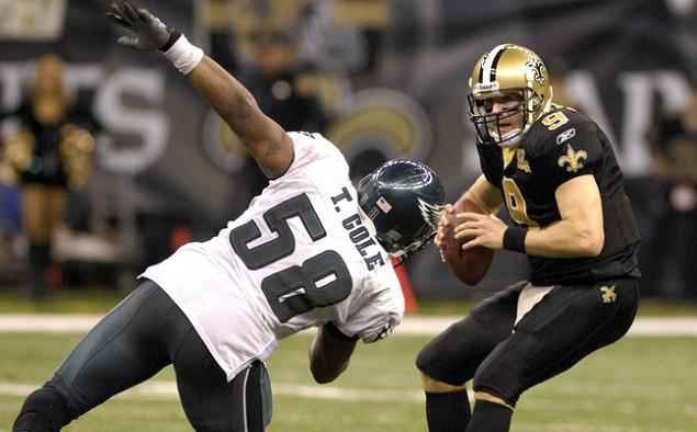 Eagles-Saints