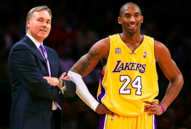 Mike D'Antoni Named New Lakers Coach