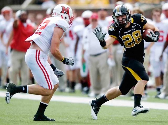 NCAA Football Marketwatch - Missouri vs. Alabama