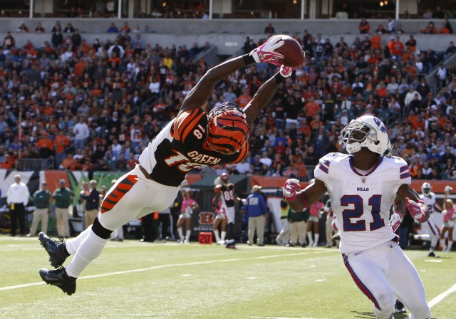 NFL Marketwatch - Cincinnati Bengals vs. Denver Broncos