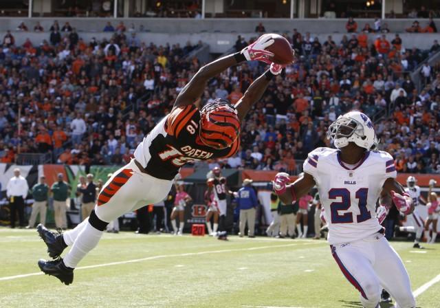 NFL Marketwatch - Cincinnati Bengals vs. Denver Broncos