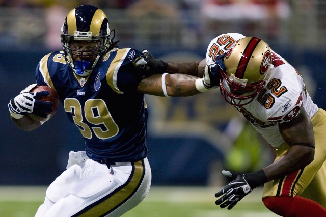 San Francisco 49ers v St. Louis Rams