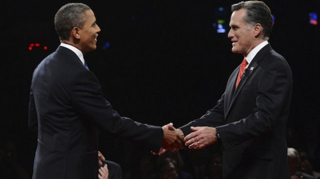 Presidential Election 2012 Marketwatch - Barack Obama vs. Mitt Romney