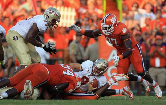 Clemson/Florida State Betting Statistics